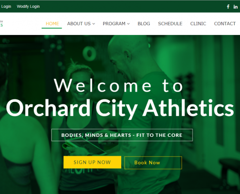 Orchard City Athletics